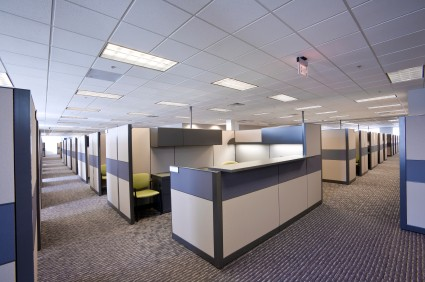 Office cleaning by Spot Free Cleaning Services, LLC