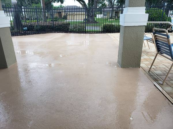 Before & After Pool Deck Cleaning in Orlando, FL (5)